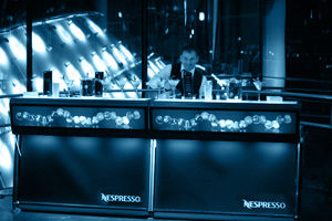 Picture gallery of an event for Nespresso Austria