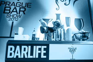 Picture gallery of the Prague Bar Show 2012